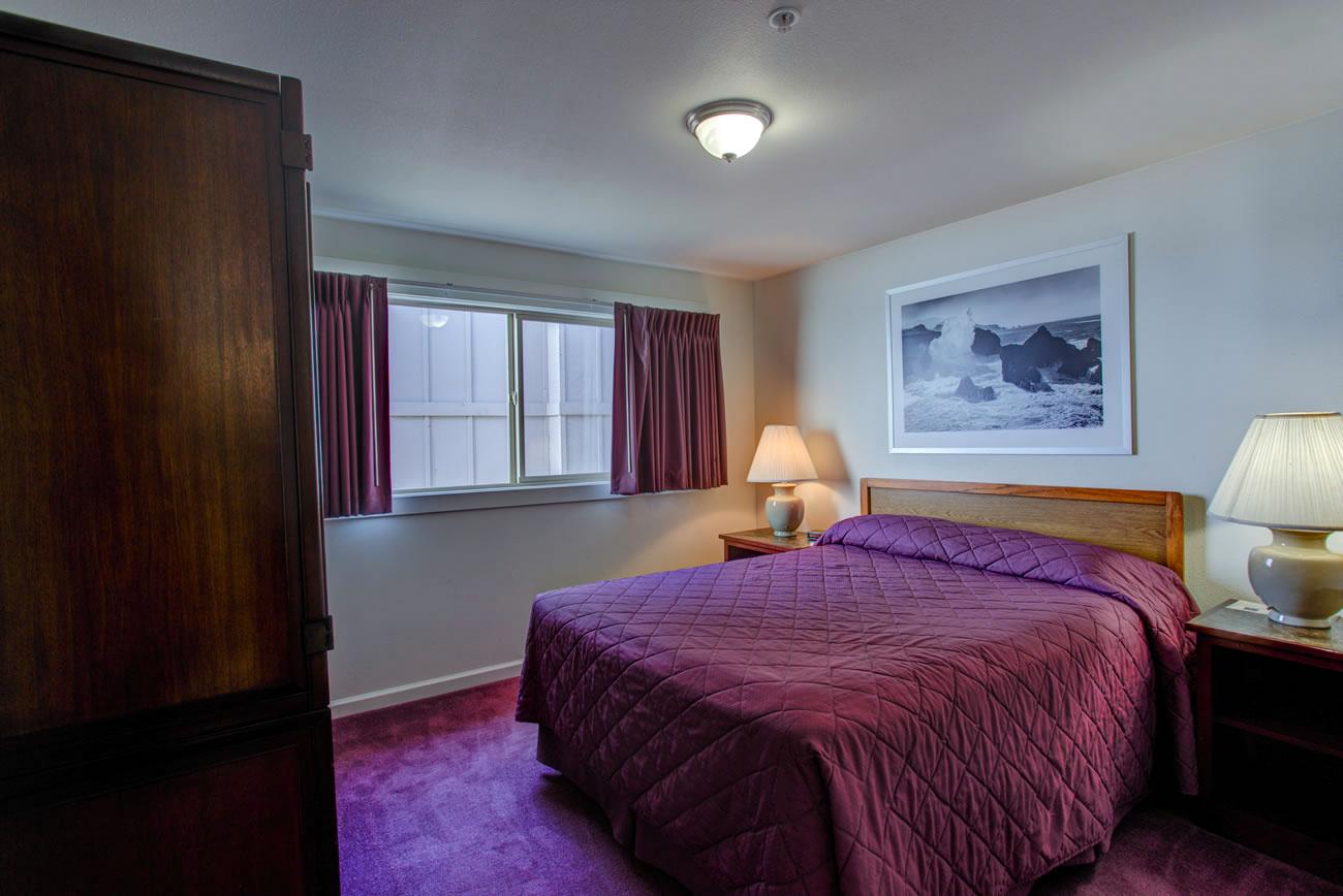 Corner View One Bedroom Suite